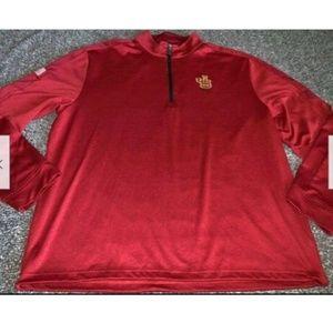 JS Golf Callaway quarter zip sweater XXL